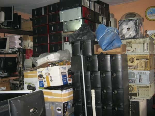 lelang barang bekas kantor