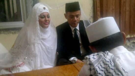 pasangan nikah siri