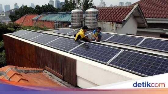 pasang solar cell